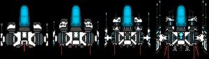 Phalanx laser ships by Heart-0f-Darkness