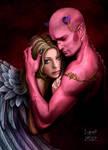 The demonic love.