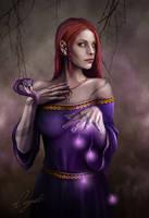 Witch. by LogartRU