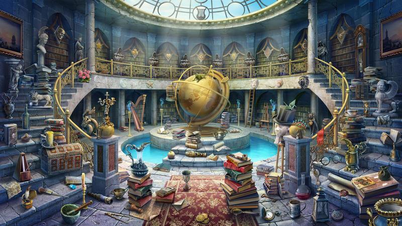 HO  Library