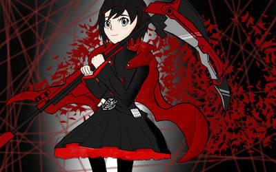 Ruby Rose by CrimsonLucario404