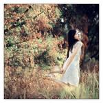 Nia in Wonderland II by afvoetomath