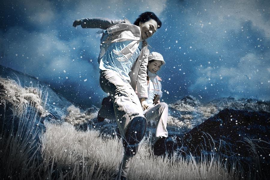 Winter Sonata 2 by afvoetomath