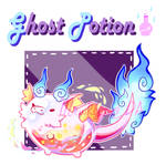 (Closed)Dragon Drop Ghost Potion - Auction by Mewkyz