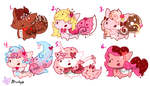 (CLOSED) Valentines day Adopts