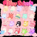 (OPEN 8/20)(SET PRICE) Pillow Babes