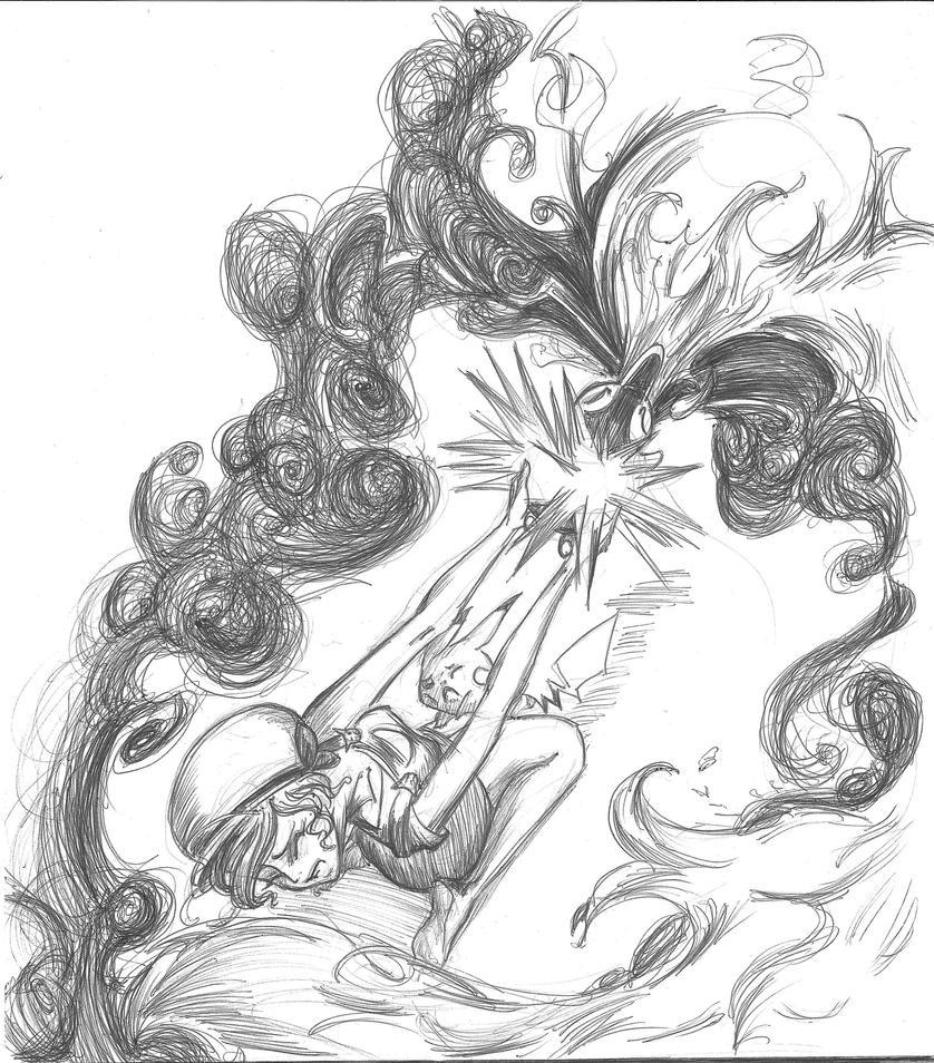 [Fan Arts] Les Fanarts de MadEye ! Raiponce Cyndaquil__s_blaze_by_MadEye01
