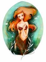 The Little Mermaid by MadEye01