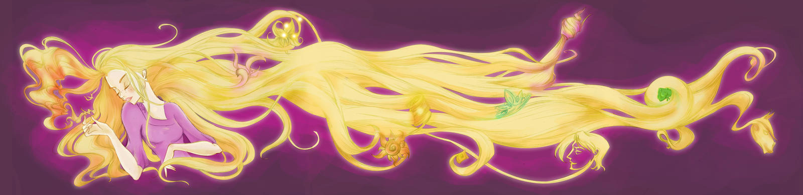 Rapunzel's Dream by MadEye01
