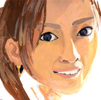 Japanese artist portraits 3 by The-Hige