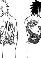 Tatoos by The-Hige