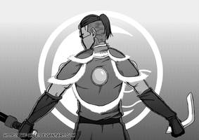 Sokka of Water tribe by The-Hige