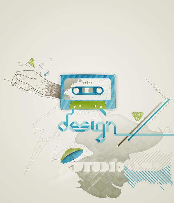 cora promo illustration by bilico
