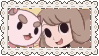 Bee and Puppycat Stamp by Rabisue