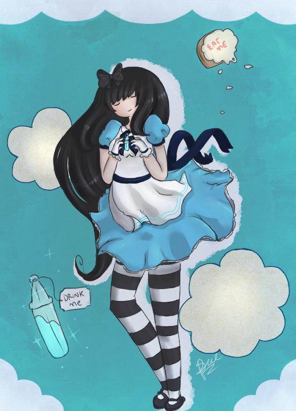 Kiyoko!Alice by Rabisue