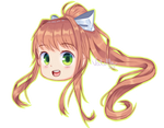 Chibi Monika