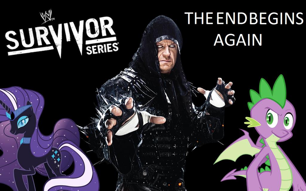 Wwe Survivor Series 2013 Poster WWE RP Survivor...