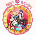 Happy Birthday, Lucy!!
