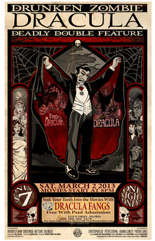 Dracula Films featured at the DZDDF