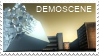 Demoscene Stamp by talvipaivanseisaus