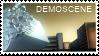 Demoscene Stamp by talvipaivanseisaus