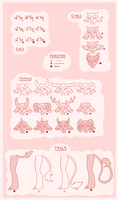 Vimbells - Species Trait Types Sheet