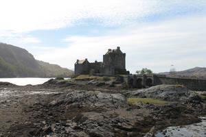 Eilean Donan Castle by racehorse87-stock