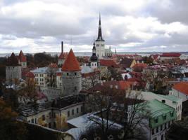 Estonia View by racehorse87-stock