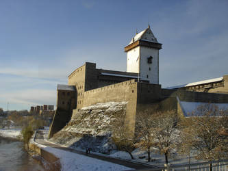 Estonia - Fort by racehorse87-stock
