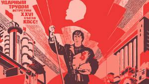 Soviet Russia Wallpaper