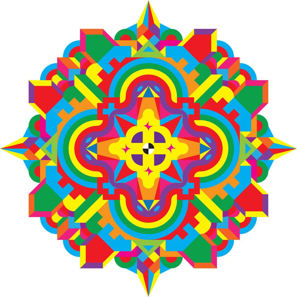 Trippy Pattern
