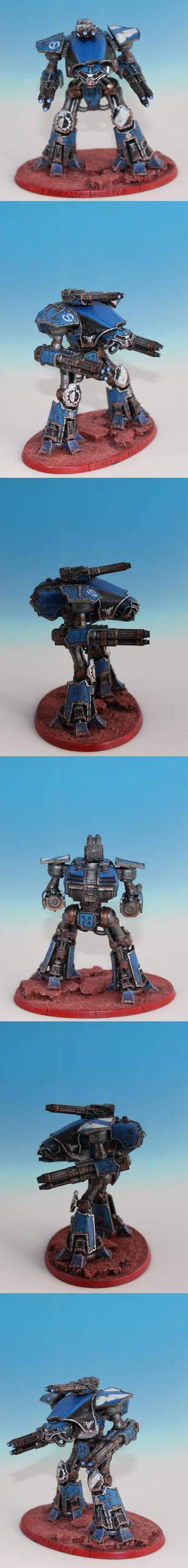 Reaver Battle Titan Arcadia Fortis
