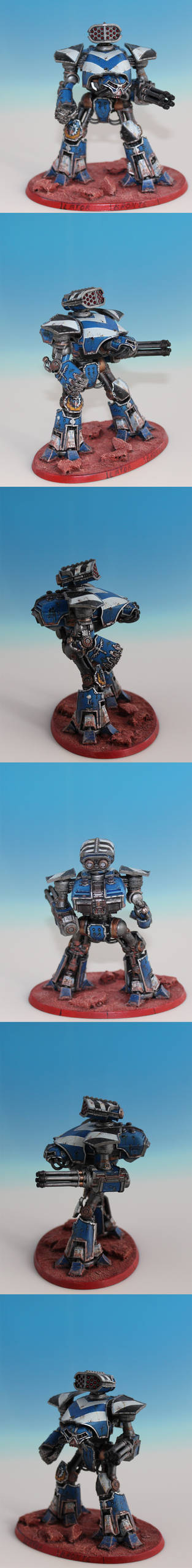 Reaver Battle Titan Lator Bronte