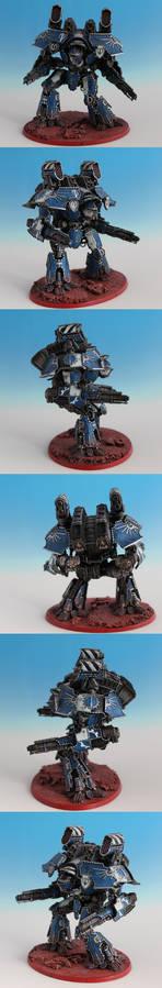 Warlord Battle Titan Tharsis Hastatus