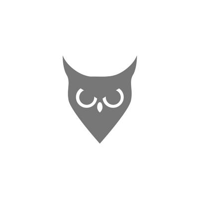 Owl Vector Logo by PoultryChamp on DeviantArt