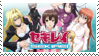 Stamp Sekirei by LittleSmilingJhupuu