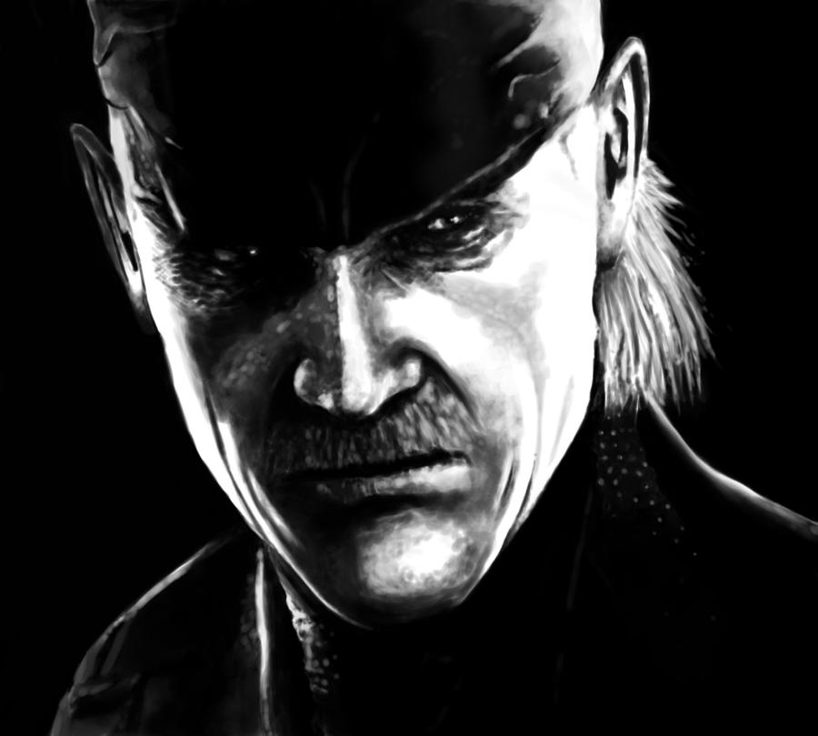 Old Snake by Finihous