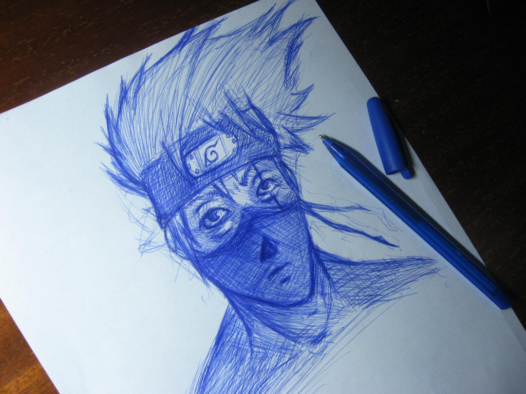 Kakashi Hatake by Finihous
