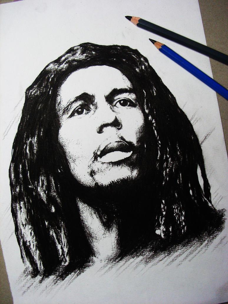 Bob Marley by Finihous