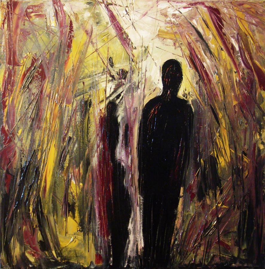 Schizophrenia by Finihous