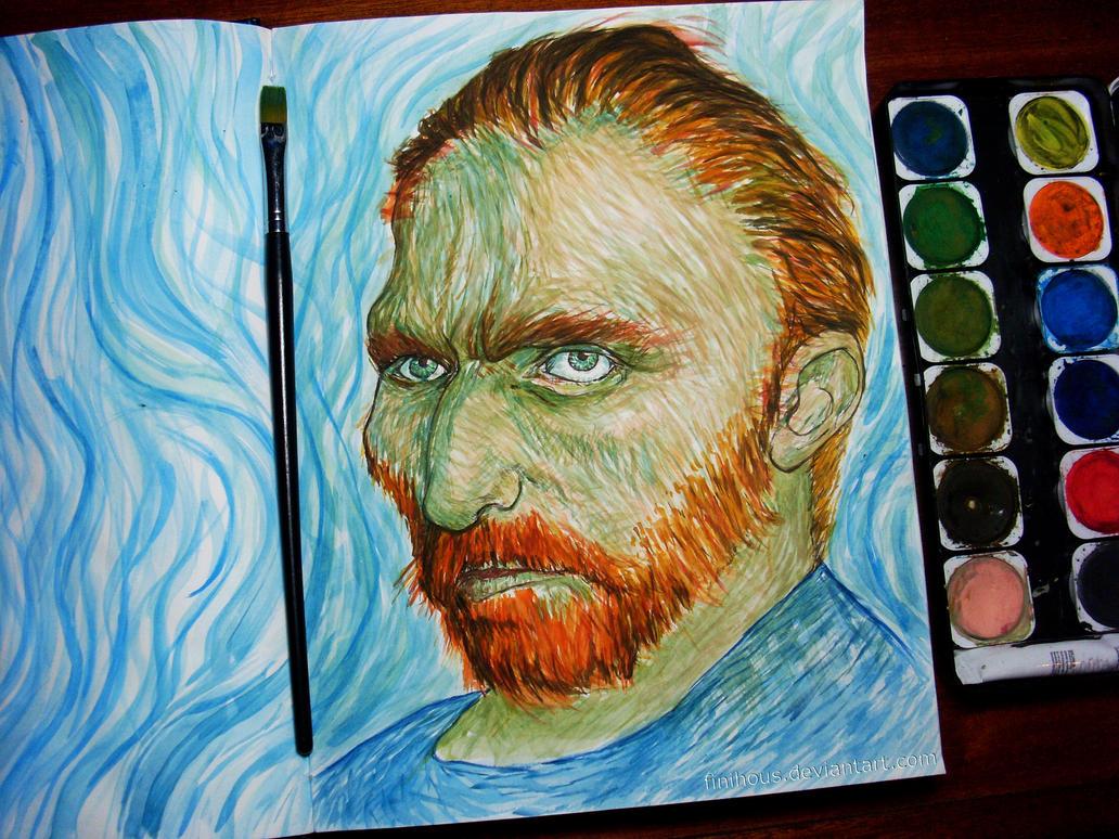 Van Gogh by Finihous