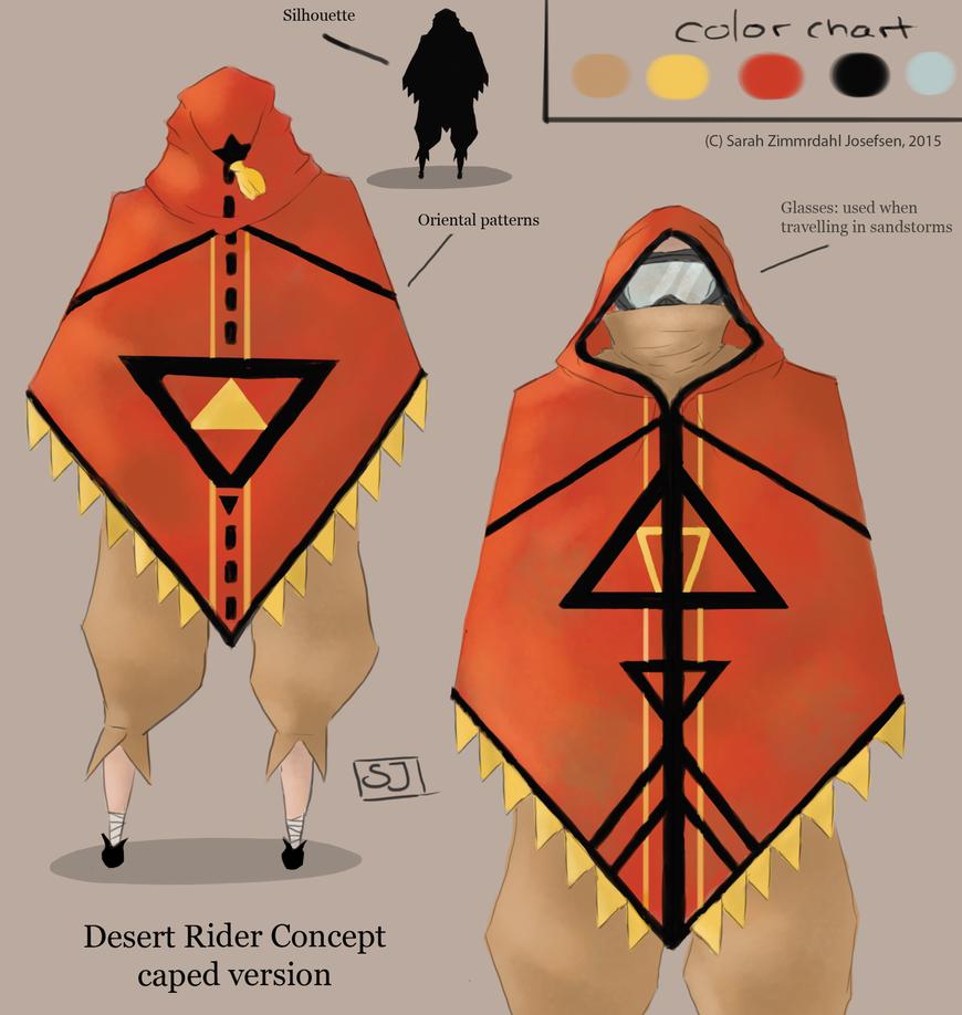 Concept: Desert Rider by MissOne