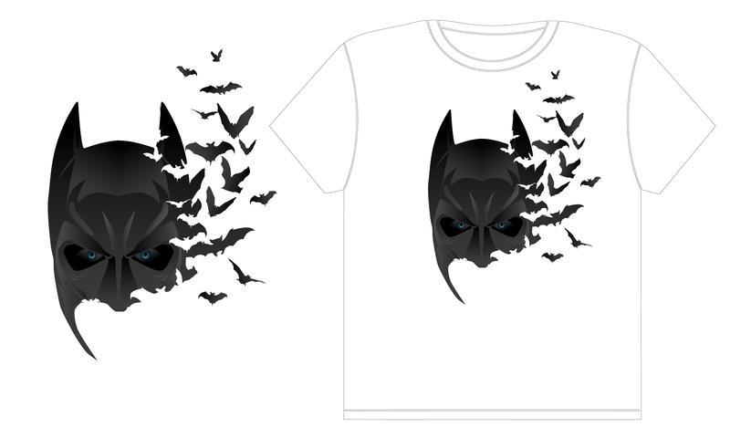Batman: Bats Mask by GuatdefakStudio on DeviantArt