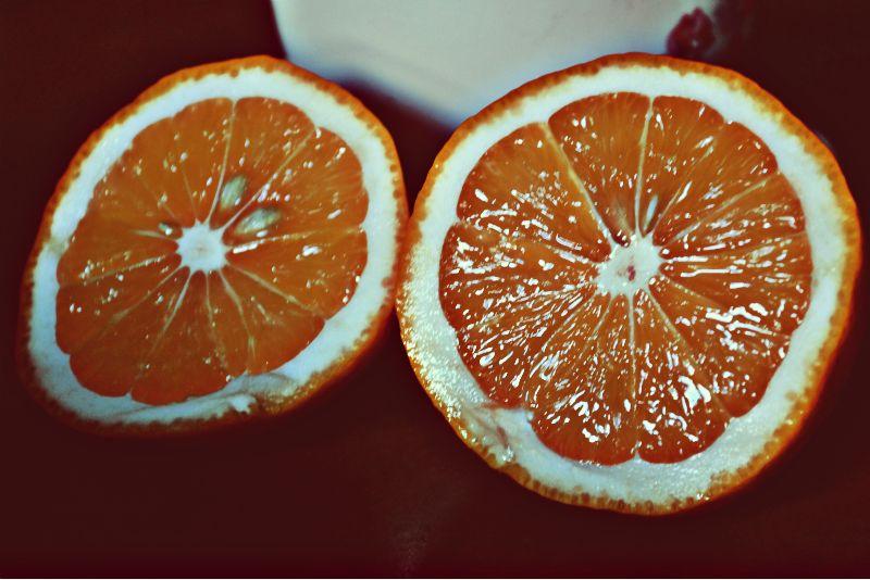 oranges by georinwonderland