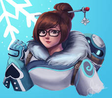 Precious Mei by jellophish