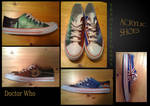 Doctor Who Hunger Games Shoes