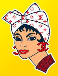 Juana nueva rica by boombazooka
