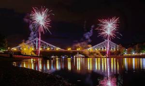 Dresden, Firework