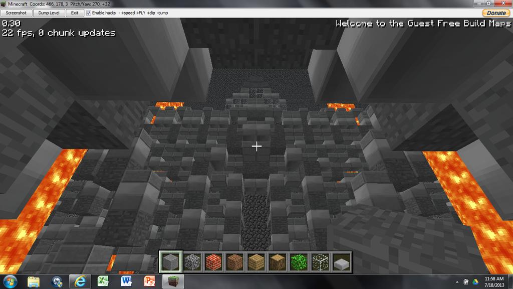 Underground Minecraft Castle 3 by irHAXOR on DeviantArt