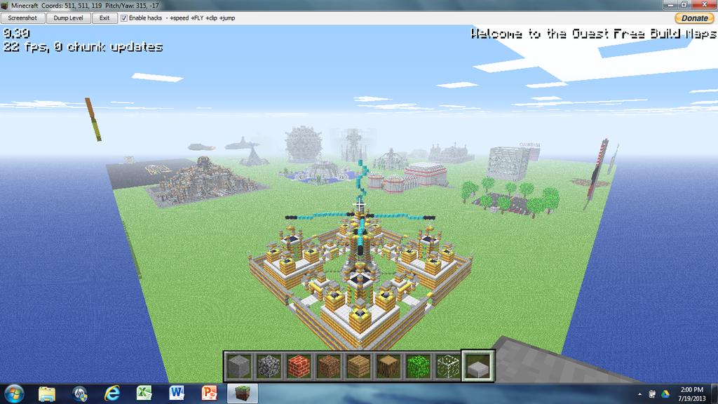 irHAXOR #39 s Minecraft Classic Map 2 by irHAXOR on DeviantArt